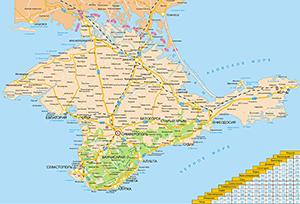 Физико-географические Элементы Общегеографических Карт